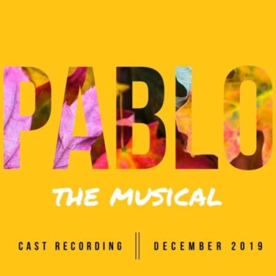 Moniz books leading role in cast recording of new musical 'Pablo'