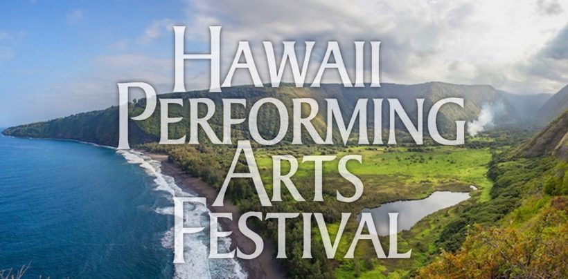 Hawaii Performing Arts Festival logo